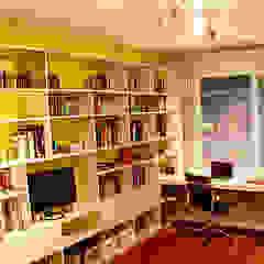 Modern study/office by Maxma Studio Modern