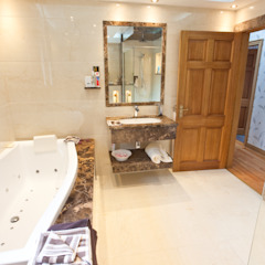 Luxury Marble Bathroom Banbridge Bathroom Centre Bagno in stile classico