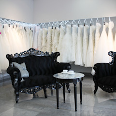 Salon sukni ślubnych od IN Klasyczny Drewno O efekcie drewna