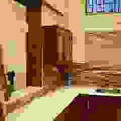 現代廚房設計點子、靈感&圖片 根據 3DBricks 現代風