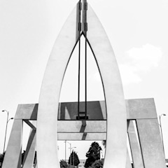 Taman Modern Oleh Isabella Dalfovo Arquitetura , Interiores e Construção Modern