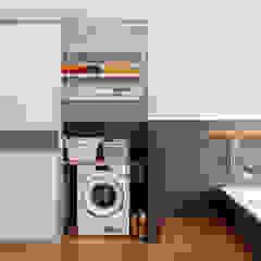 Projektfotos: Aufbewahrungs-Lösungen für jeden Raum Moderne Badezimmer von Elfa Deutschland GmbH Modern Holz Holznachbildung