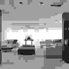 Modern Living Room by Ana Letícia Virmond Projetos e Interiores Modern