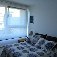 Dormitorios de estilo moderno de epb arquitectura Moderno