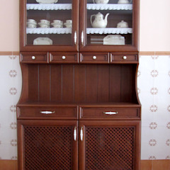 MUDEYBA S.L. KitchenStorage Parket Brown