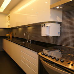 Modern kitchen by Adoro Arquitetura Modern Granite