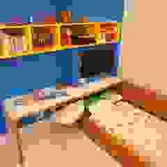 Modern nursery/kids room by Adoro Arquitetura Modern Wood Wood effect