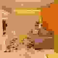 Modern living room by Adoro Arquitetura Modern Wood Wood effect