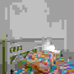 Cuartos infantiles de estilo ecléctico de Patrícia Azoni Arquitetura + Arte & Design Ecléctico