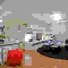 Salas de estilo moderno de Patrícia Azoni Arquitetura + Arte & Design Moderno