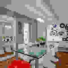 Comedores de estilo moderno de Patrícia Azoni Arquitetura + Arte & Design Moderno