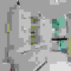 Cocinas de estilo ecléctico de Patrícia Azoni Arquitetura + Arte & Design Ecléctico