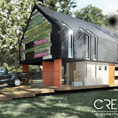 Country style house by Creatura Renders Country