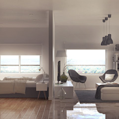 Classic style bedroom by Creatura Renders Classic
