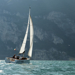 Classic style yachts & jets by Zerbinati Yacht Design and Survey Classic