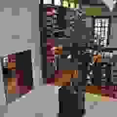 José Vigil Arquitectos Oficinas de estilo moderno