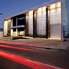 Mobile Arquitetura Modern office buildings