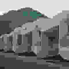 Modern Evler José Vigil Arquitectos Modern