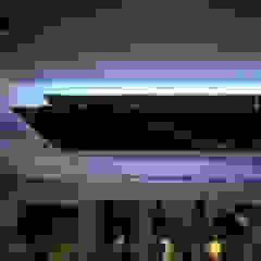 Design ideas Fiber optic light LED star lights ceiling panels art stars on ceiling bathroom bedroom kitchen Mediterrane keukens van MyCosmos Mediterraan Aluminium / Zink