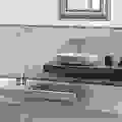 CERAMICHE BRENNERO SPA 現代浴室設計點子、靈感&圖片 陶器