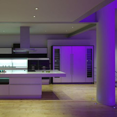 Kitchen Interior Design Quirke McNamara Industrial style kitchen White
