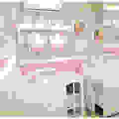 DecaZa Design BedroomWardrobes & closets MDF Beige