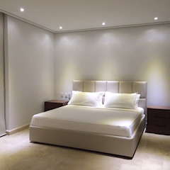 THE muebles Minimalist bedroom