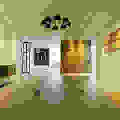디자인세븐 Minimalist living room Wood Wood effect