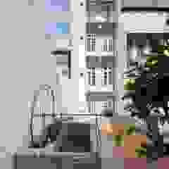 Porto Lounge Hostel Casas clássicas por aaph, arquitectos lda. Clássico