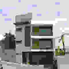 Casa R-R Bau-Art Taller de Arquitectura Casas de estilo minimalista