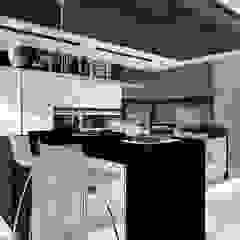 Cocinas de estilo moderno de Justyna Kurtz Moderno