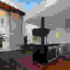 Modern garden by Grupo Arsciniest Modern Wood Wood effect