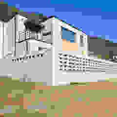 Casas modernas de 한글주택(주) Moderno Concreto