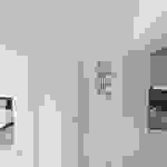 edit home staging Koridor & Tangga Gaya Eklektik