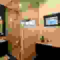 풍경,그곳에 살어리 랏다 [발트하임 설악] 모던스타일 욕실 by 한글주택(주) 모던