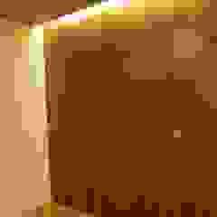 Koridor & Tangga Modern Oleh Estudio de iluminación Giuliana Nieva Modern