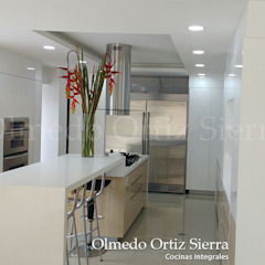 by Cocinas Integrales Olmedo Ortiz Sierra Сучасний Дерево Дерев'яні