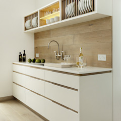 KITCHENS: The Waldemar Cue & Co of London Modern kitchen