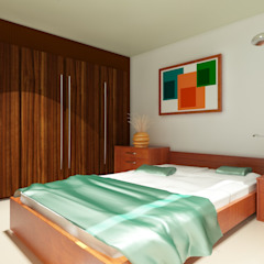 Dormitorios infantiles modernos: de CouturierStudio Moderno