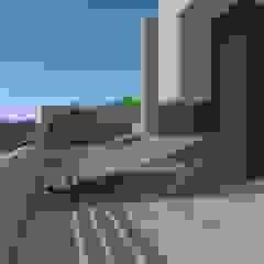 Balcones y terrazas modernos: Ideas, imágenes y decoración de CouturierStudio Moderno