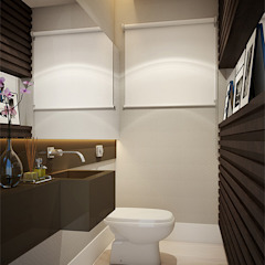 Modern Bathroom by Alessandra Duque Arquitetura & Interiores Modern