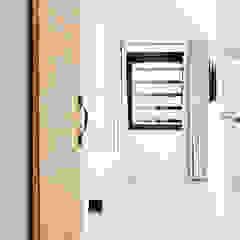 Jolanda Knook interieurvormgeving Camera da letto in stile scandinavo
