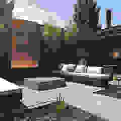Espacio Cramer Balcones y terrazas modernos: Ideas, imágenes y decoración de TDC - Oficina de arquitectura Moderno