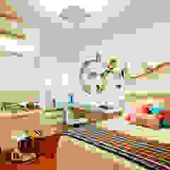 Dormitorios de estilo tropical de Alice Martins Flávio Butti Tropical