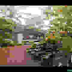 Natuurlijke stadstuin Scandinavische tuinen van Van Mierlo Tuinen | Exclusieve Tuinontwerpen Scandinavisch
