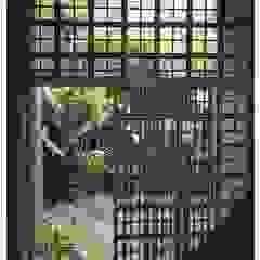 R+P Industrial style garden
