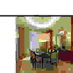 DZINE & CO, Arquitectura e Design de Interiores ห้องทานข้าว