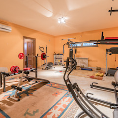 Classic style gym by homify Classic