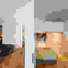 Alberto Caetano Moderne Wohnzimmer