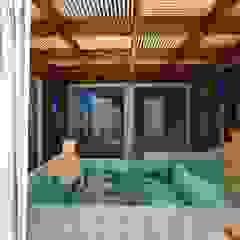 Residência Contemporânea Spa moderno por Studio² Moderno